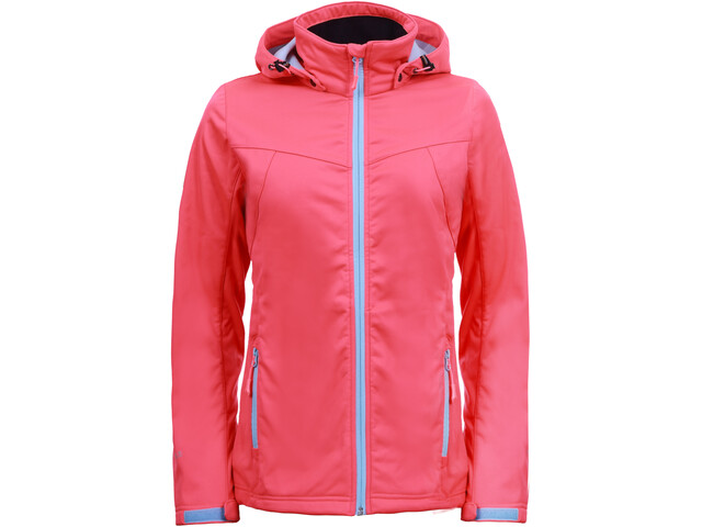 Icepeak Boise Softshell Jacke Damen hot pink